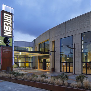 Oregon Convention Center Biorisk Accredidation to Address Pandemic Needs
