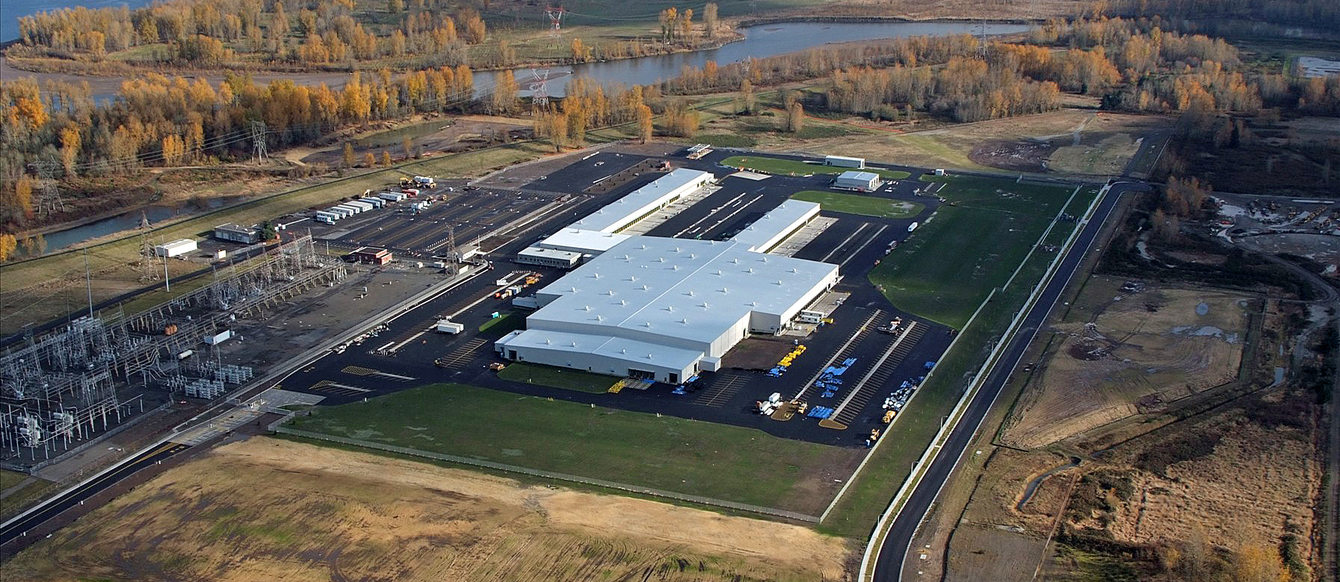 Troutdale Reynolds Industrial Park
