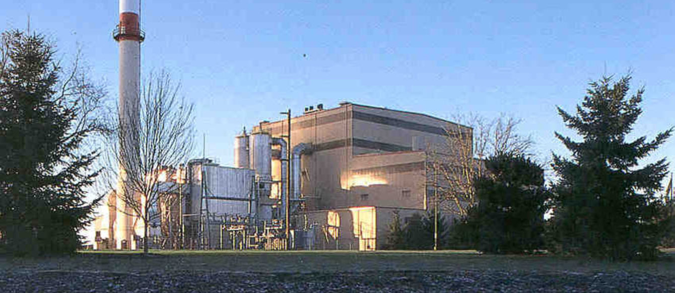 photo of Covanta Marion facility near Brooks, Oregon