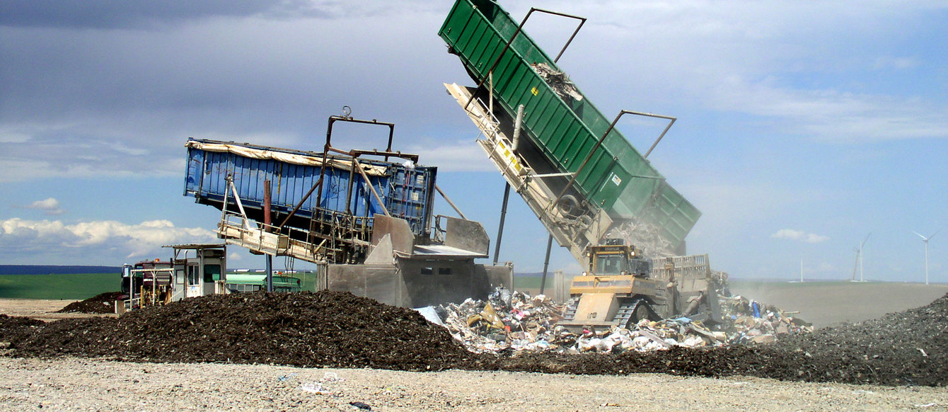 new contracts to be awarded for garbage transport and landfill