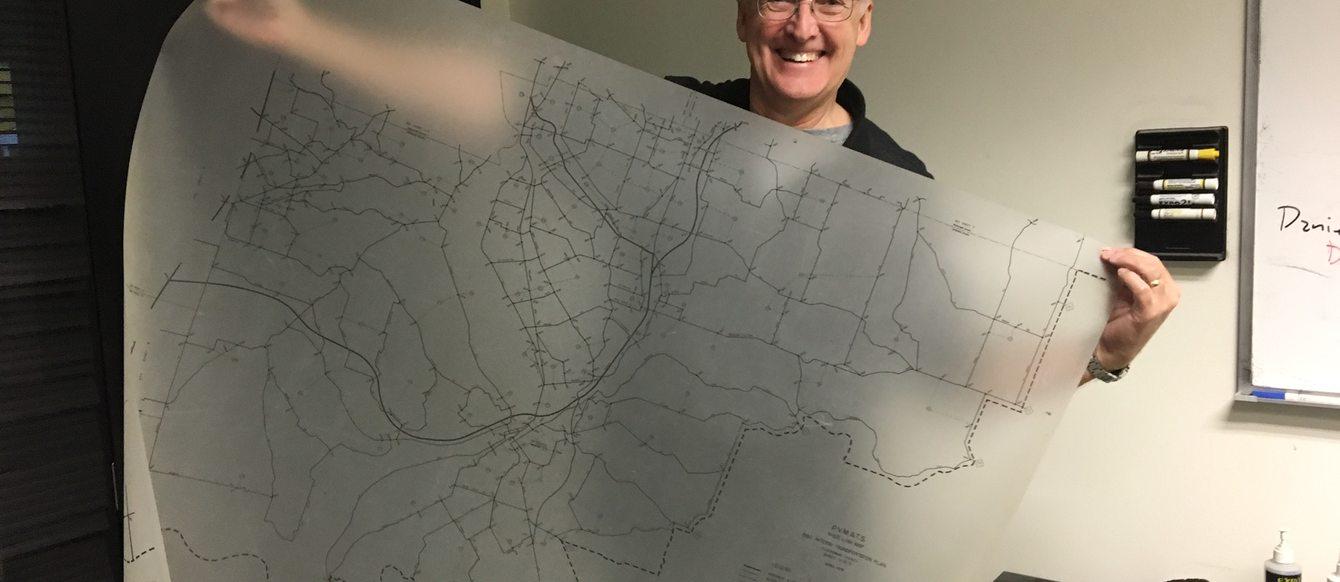Dick Walker, transportation modeling manager
