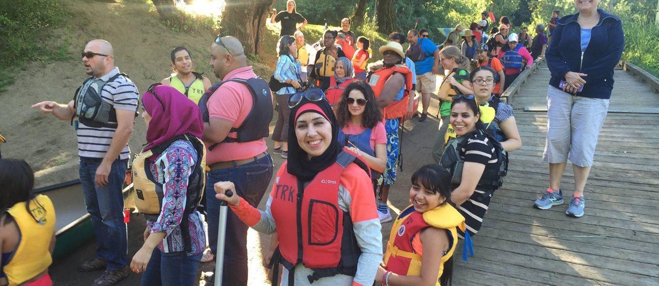 photo of members of Tualatin Riverkeepers
