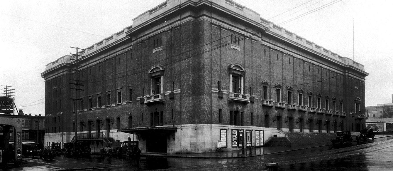 Portland Civic Auditorium