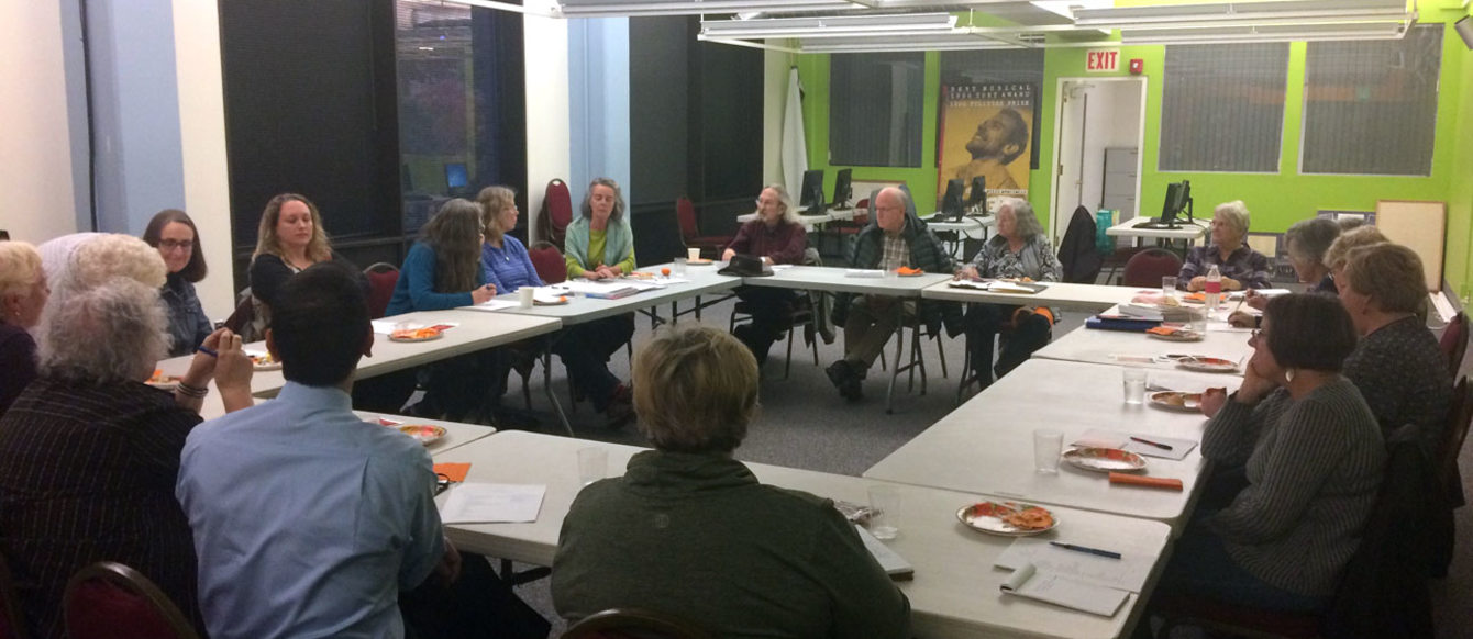 Portland'5 Centers for the Arts volunteers