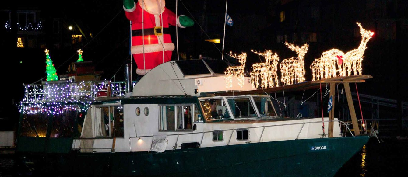 photo of Christmas Ships
