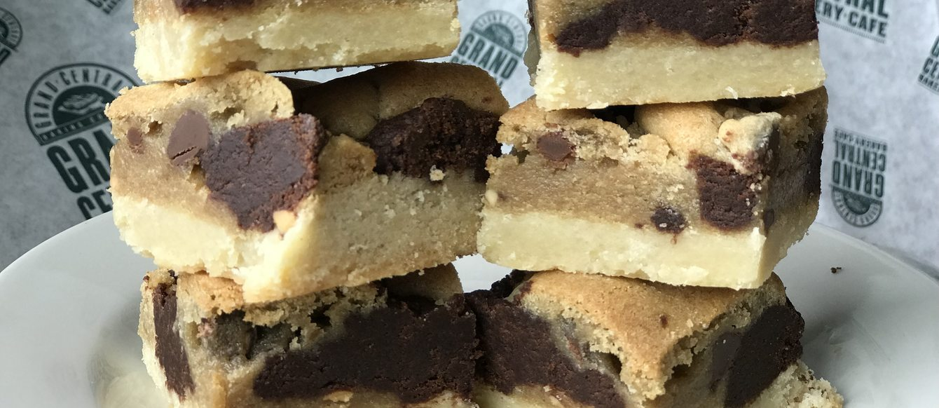 Take Two Bars from Grand Central Bakery, made with leftover ingredients