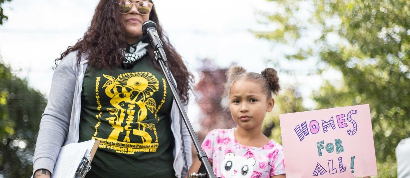 Community Alliance of Tenants advocates