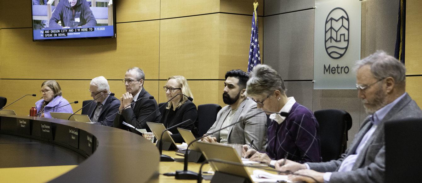 Metro Councilors
