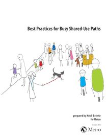 Best practices: Busy shared-use paths