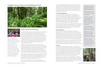 Gabbert Butte Nature Park master plan - executive summary