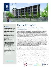 Hattie Redmond