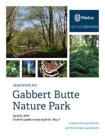 Gabbert Butte draft master plan