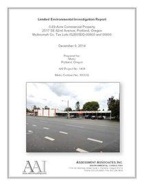 Appendix C2: Phase II Environmental Site Assessment