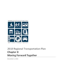 2018 RTP ch.8: Moving forward together