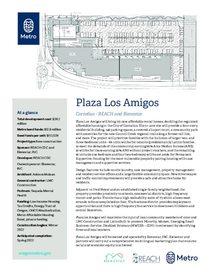 Plaza Los Amigos