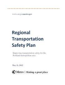 Regional Transportation Safety Plan