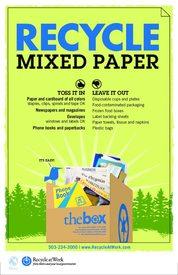 """Mixed paper: 11""""x17"""""""