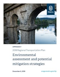 Appendix F - Environmental assessment and potential mitigation strategies
