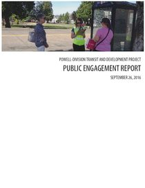 Public engagement report: Summer 2016