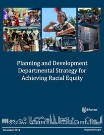 Planning and Development racial equity, diversity and inclusion action plan