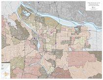 Hauler franchise boundaries: Multnomah County