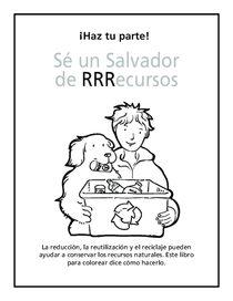 Sé un Salvador de RRRecursos – versión en español