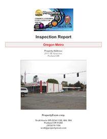 Appendix B: Property condition report