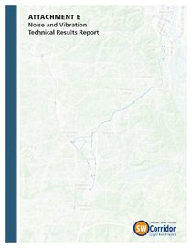 Attachment E - Noise and Vibration Technical Results Report, Part 1 (Report)