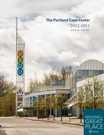 2012–13 Expo Center annual report