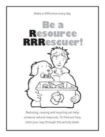 Be a Resource RRRescuer – English