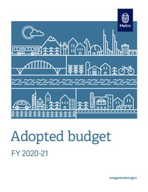 FY 2020-21 adopted budget