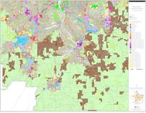 Generalized zoning: Clackamas County