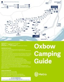 Oxbow Regional Park camping guide