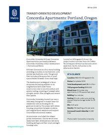 Concordia K-Street Commons Apartments