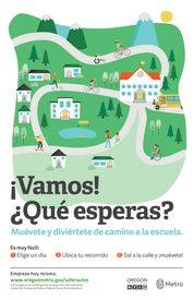 SRTS Poster (Spanish)