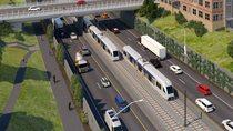 Freeway rendering
