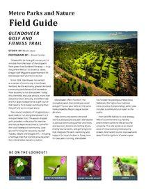 Glendoveer Field Guide
