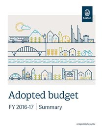 FY 2016-17 adopted budget - summary