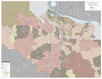 Hauler franchise boundaries map: Regional