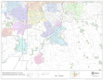 Jurisdictional boundaries: Clackamas County