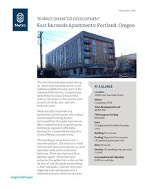 East Burnside Apartments