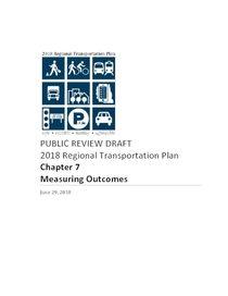 2018 RTP ch.7: Measuring outcomes