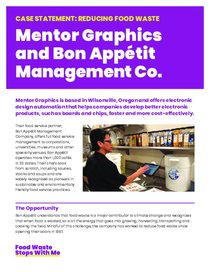 Mentor Graphics and Bon Appétit