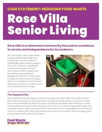 Rose Villa Senior Living