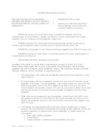 2021 redistricting criteria - full list