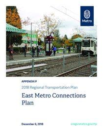 Appendix P - East Metro Connections Plan