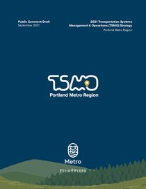 2021 TSMO strategy draft for public comment