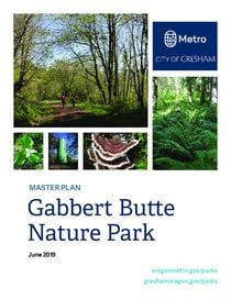 Gabbert Butte Nature Park master plan