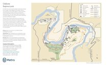 Oxbow campground brochure