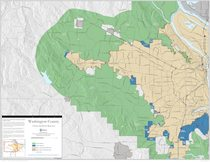 Urban and rural reserves map: Washington County